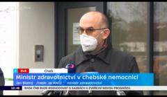 Minister Zdrowia Czech