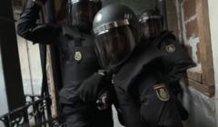 Policja w Hiszpanii