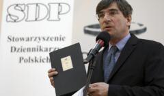 Krzysztof Skowroński, prezes SDP