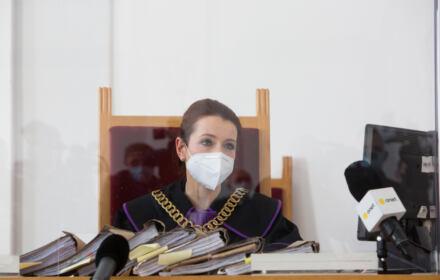 Tęczowa Maryjka - wyrok; 02.03.2021