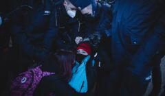 Strajk Kobiet, Warszawa, 8.03.2021