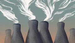 Polska elektrownia atomowa? Rysunek przedstawiający elektrownię
