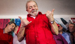 Były prezydent Brazylii Luiz Inacio Lula da Silva