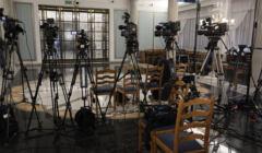 Media w Sejmie: kamery na sali kolumnowej