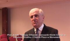 Prof. Tadeusz Orłowski