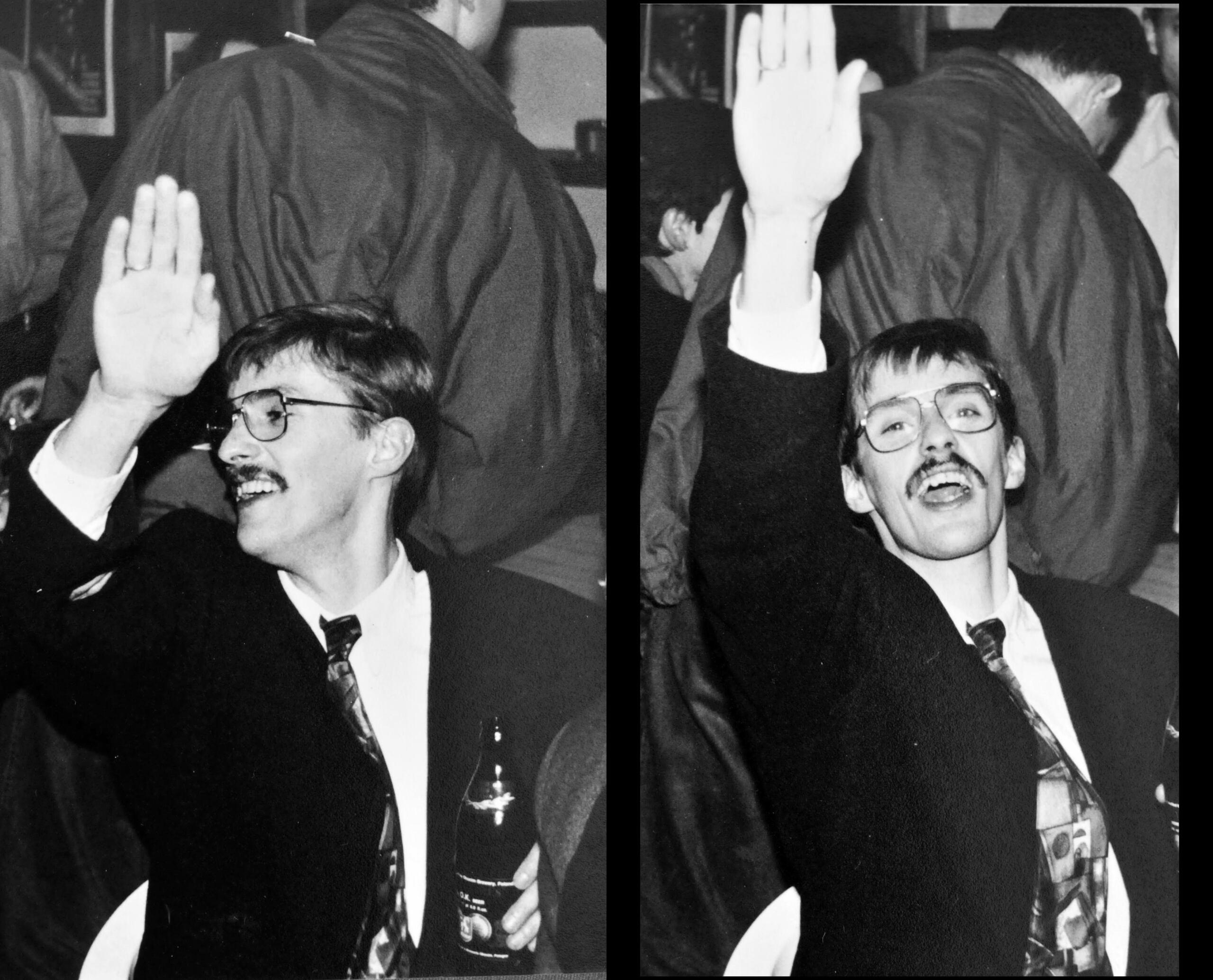 Witold Gadowski, lata 90. XX wieku