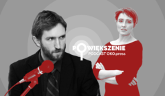 Dr hab. Michał Lubina i Agata Kowalska