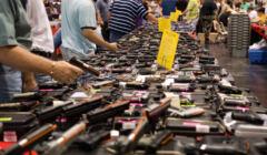 targi broni w Houston w USA