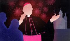 Biskup zaprasza wiernych do kościlła