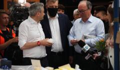 Lewica spotyka się z premierem Morawieckim