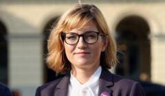 Magdalena Biejat, posłanka Lewicy