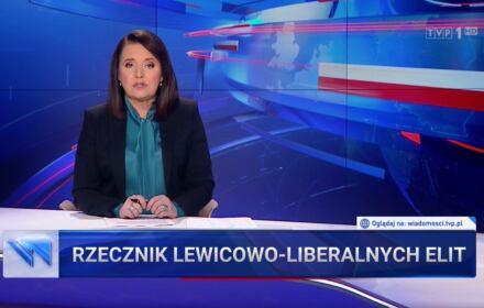 """Wiadomości TVP zaatakowały Adama Bodnara jako """"rzecznika elit"""""""