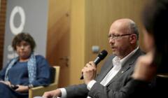 Barbara Engelking i Jan Grabowski na spotkaniu z czytelnikami