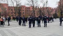 policja wrocek