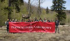 Protest w Puszczy Karpackiej