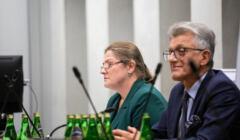 Pawłowicz i Piotrowicz na komisji sejmowej, która głosuje ich kandydatury