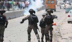 Zamieszki izraelsko-palestyńskie w Jerozolimie w 2017 roku