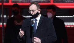 Uroczyste podsumowanie dzialalnosci malopolskiej PSP za 2020