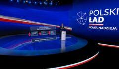 Premier Morawiecki prezentuje program