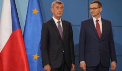 Mateusz Morawiecki, Andrej Babiš