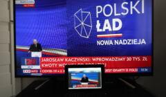 PiS przedstawia Polski Ład
