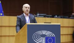 Fred Matić w Parlamencie Europejskim