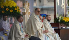 XXII Pielgrzymka Mlodych z Radiem Maryja na Jasna Gore w Czestochowie