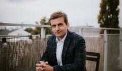Adam Leszczyński, autor nominowanej do NIKE Ludowej Historii Polski