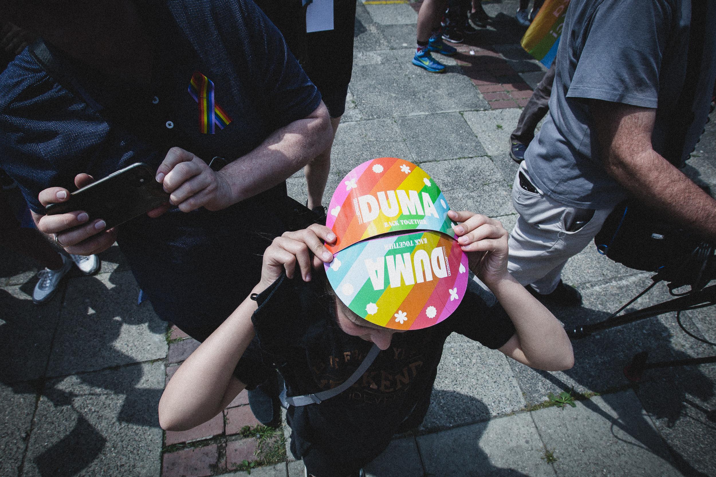 Marsz Równości w Łodzi