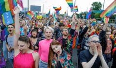 Poznań, Marsz Równości po raz 16. przechodzi ulicami miasta