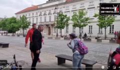 incydent na Krakowskim Przedmieściu