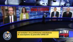 Debata w TVN24 przed wyborami w Rzeszowie