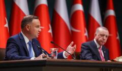 Andrzej Duda z wizytą w Turcji