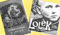 Książki o Leninie i Wojtyle