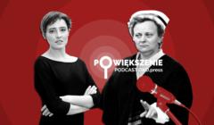 Powiększenie - podcast OKO.press; protest pielęgniarek
