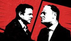 Rafał Trzaskowski i Donald Tusk