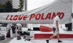 Akcja I Love Poland - przygotowała ją Polska Fundacja Narodowa