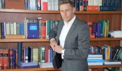 Adwokat, prof. Michał Romanowski