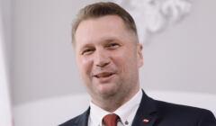 min. Przemysław Czarnek