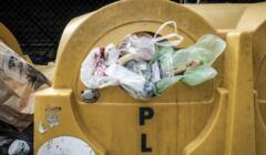 dyrektywa SUP - plastikowe śmieci