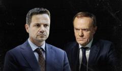 Rafał Trzaskowski, Donald Tusk. Połączą czy podzielą Platformę Obywatelską?