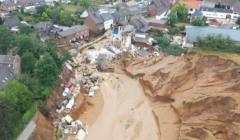 niemcy powódź