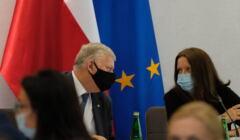 Marek Suski i Joanna Lichocka, PiS przepycha lexTVN, pomoże Kukiz
