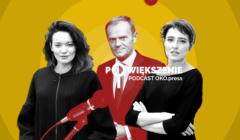 Powiększenie - podcast OKO.press - Donald Tusk