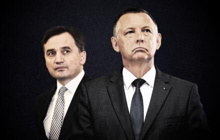 Zbigniew Ziobro, Marian Banaś
