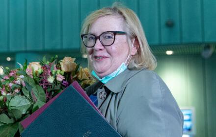 Pierwsza Prezes Sadu Najwyzszego Malgorzata Manowska