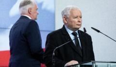 Zwolennicy Jarosława Gowina poza rządem. Jarosław Kaczyński łata koalicję rządzącą