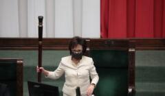 Elżbieta Witek. Opozycja chce ją odwołać