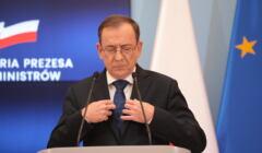Szef MSWiA Mariusz Kamiński ogłasza stan wyjątkowy