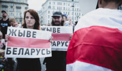 Solidarni z Białorusią 2